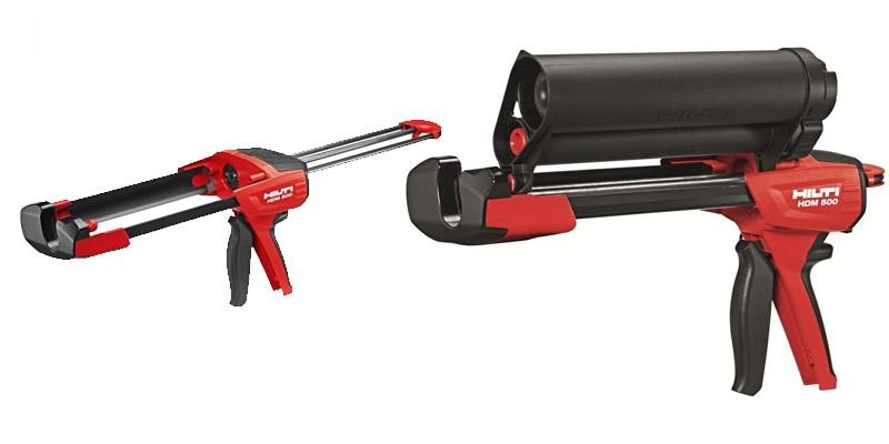 تفنگ تزریق چسب هیلتی مدل lnHdm500