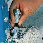 مشخصات انکر بولت مکانیکی HSL-3-G